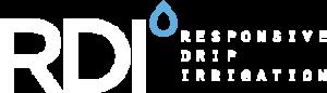 Responsive Drip Irrigation logo - white hd
