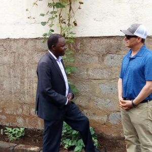 RDI meets Peter Chege