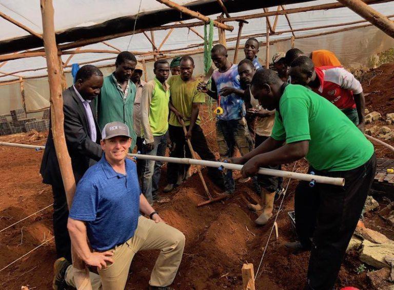 RDI launches in Kenya