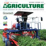 Nov-Dec 2019 edition- Gulf Agriculture Cover