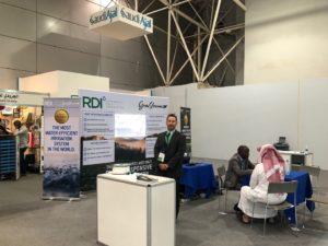 RDI in Saudi Arabia