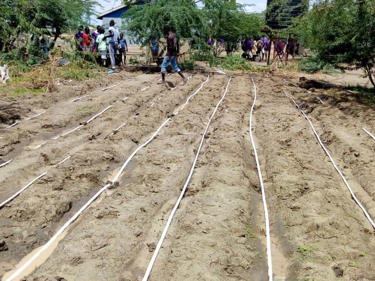 RDI installed in Kakuma