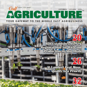 Gulf Agriculture Magazine Cover