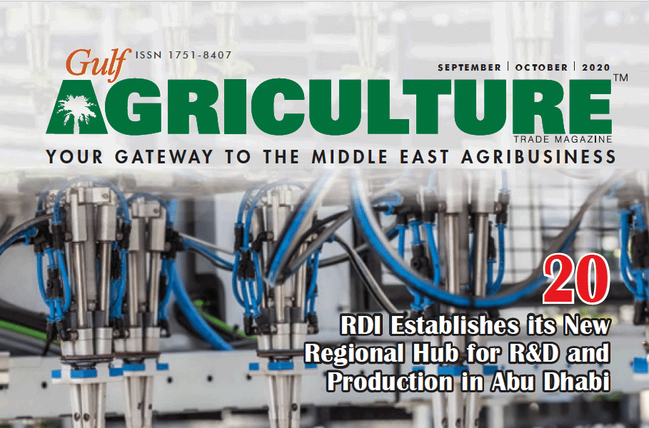 Gulf Agriculture Magazine Sept/Oct 2020 Cover