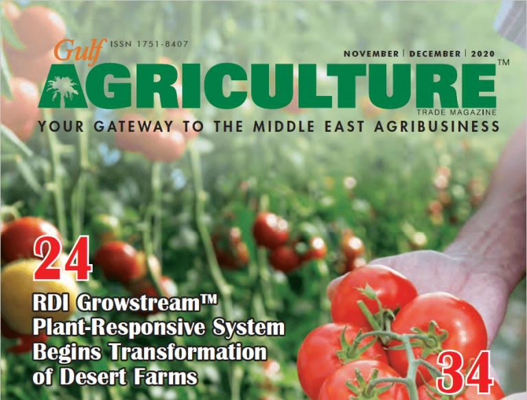 Gulf Ag Magazine NovDec 2020 Feature